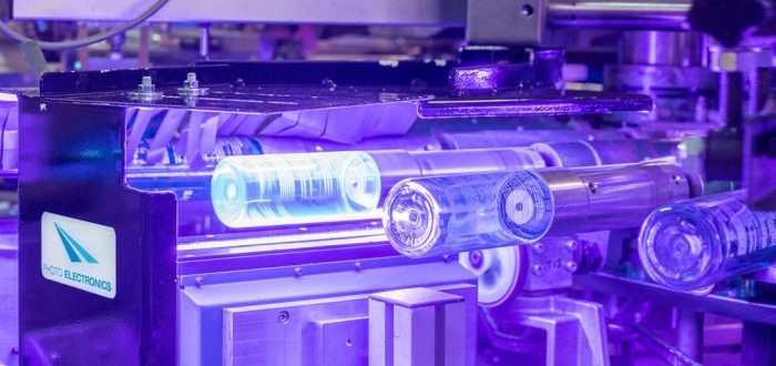 UV LED curing coatings